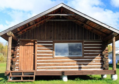 Cabin 4 - Front