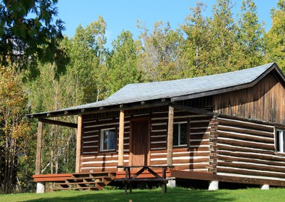 Cabin 8 - Front