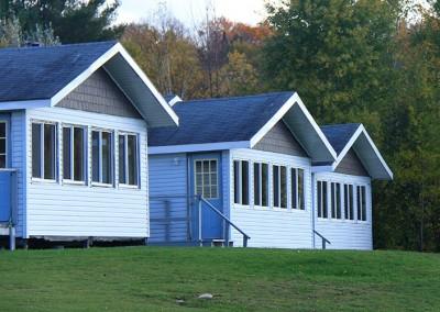 Cottages 1,2&3 - Front