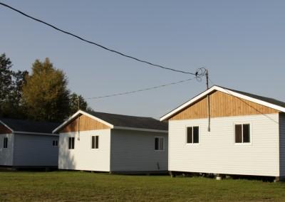 Cottages 1,2&3 - Rear