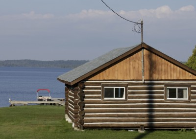 Cabin 4 - Rear