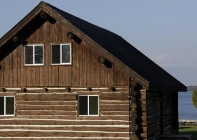 Cabin 5 - Rear