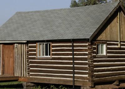 Cabin 6 - Rear