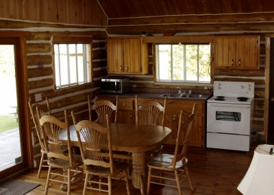 Cabin 5 - Kitchen
