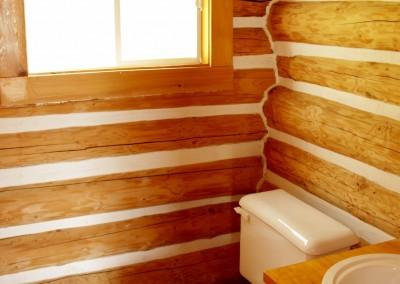 Cabin 6 - Bathroom