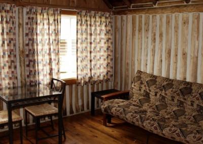 Cabin 6 - Living Room