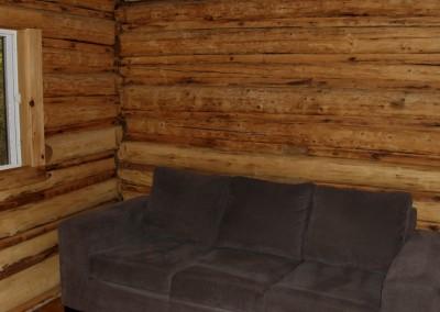 Cabin 8 - Living Room