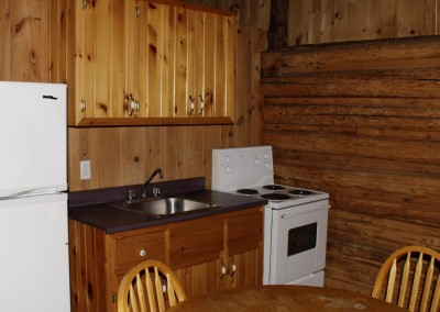 Cabin 8 - Kitchen