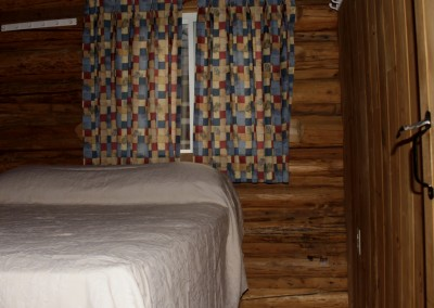 Cabin 8 - Bedroom