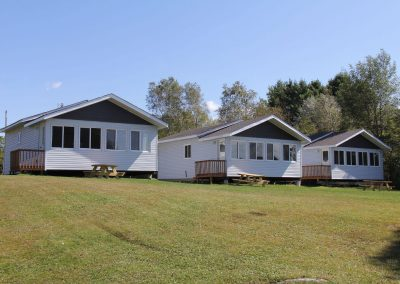 Cottages 1,2&3 – Front