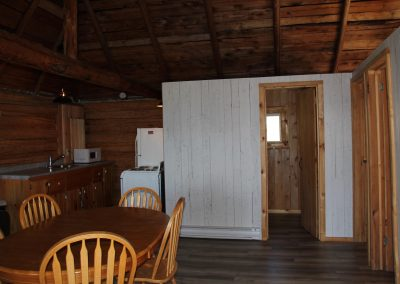 Cabin 7 - Kitchen